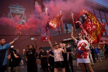 El Liverpool rompe el maleficio y se asegura el título de la Premier League
