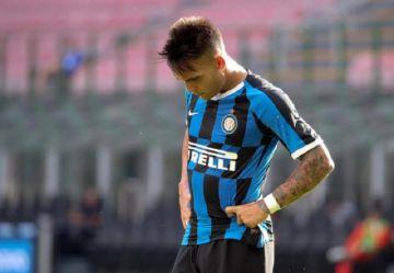 Lautaro falla un penal y el Inter se despide de la lucha por el título de la Serie A
