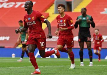 El Liverpool reacciona y vuelve al triunfo en la Premier League