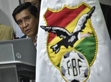 César Salinas, el presidente de la FBF que intentó estabilizar el fútbol boliviano