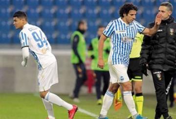 El boliviano Jaume Cuéllar firma un debut histórico en la Serie A