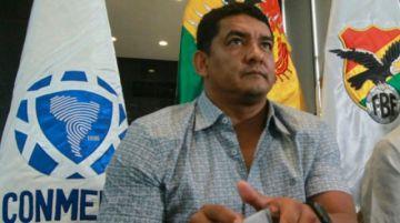 Marcos Rodríguez es el nuevo jerarca del fútbol boliviano