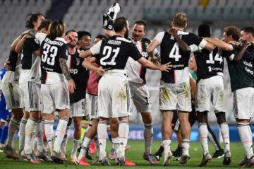 Cristiano Ronaldo da a la Juventus su novena liga italiana seguida
