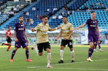 El boliviano Jaume Cuéllar juega como titular en la despedida del SPAL
