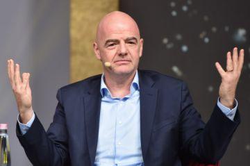 Infantino seguirá al frente de la FIFA, pese a su proceso penal en Suiza
