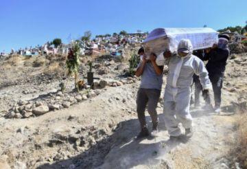 Perú supera los 20 mil muertos por coronavirus tras rebrote de contagios