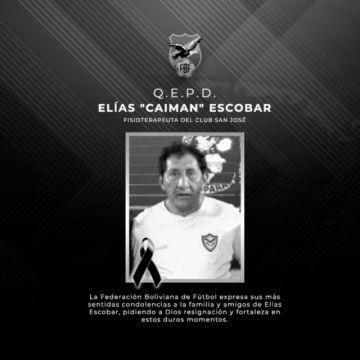 """El covid-19 vuelve a golpear al fútbol: """"Caimán"""" perdió la batalla"""