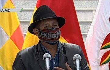 Bloqueos: El Gobierno denunciará penalmente a Huarachi y Loza por cuatro delitos