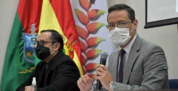 El Gobierno procesará a Evo por atentar contra la salud con los bloqueos