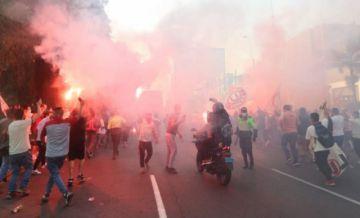 Suspenden el fútbol de Perú por aglomeraciones de hinchas