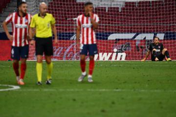 El Atlético anuncia dos casos de coronavirus, la Champions tiembla
