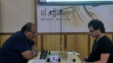 Bolivia celebra en la Olimpiada Mundial Virtual de Ajedrez