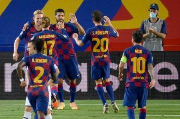 Un caso de coronavirus en el Barça, que no ha estado en contacto con el equipo