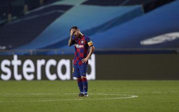 Bayern arrolla 8-2 al Barça y espera a Manchester City o Lyon