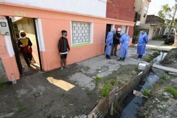 Las cifras de la pandemia en los últimos siete días en el mundo