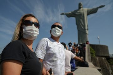 Latinoamérica suma 6 millones de casos de covid-19