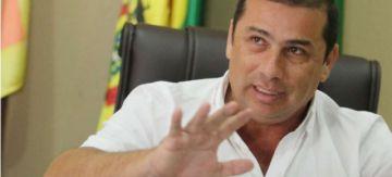 Cuatro supuestos delitos provocan la detención del exgobernador de Beni Álex Ferrier