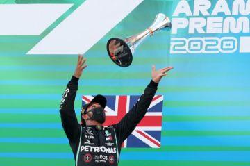 Hamilton y Mercedes vuelven al camino del triunfo en la Fórmula 1
