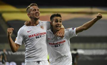 El Sevilla remonta y va por su quinto título de la Europa League