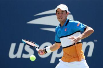 Japonés Nishikori anuncia que dio positivo al coronavirus, a dos semanas del US Open