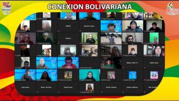 """Cobol abre """"conexión bolivariana"""" de cara a los Juegos Sucre 2021"""