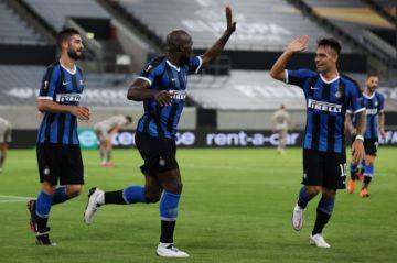Inter pasa la aplanadora y se cita con Sevilla en final de Europa League