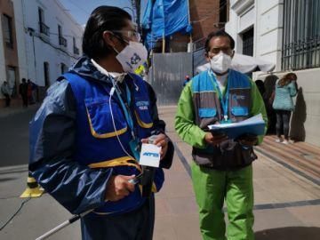 Exigen investigar agresiones a trabajadores de la prensa durante los bloqueos