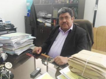 Wilfredo Núñez, el juez que atendió los polémicos casos de Pedro Montenegro e Incahuasi
