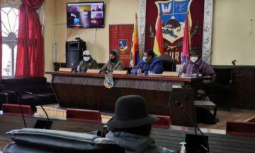 Asamblea de Oruro aprueba ley que permite el uso del dióxido de cloro para tratar el covid-19