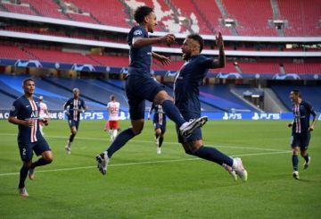 El PSG llega a su primera final de la Liga de Campeones