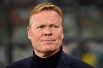 Ronald Koeman, entrenador del FC Barcelona hasta 2022