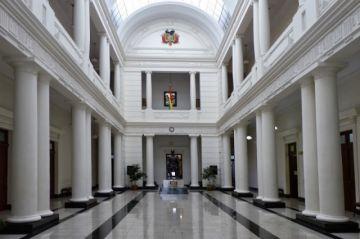 Magistrados y funcionarios judiciales no reciben su salario de julio por reducción de ingresos propios
