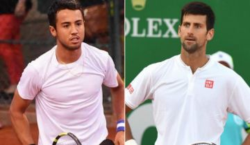 Dellien queda fuera de Cincinnati; Djokovic busca revertir la exclusión del boliviano