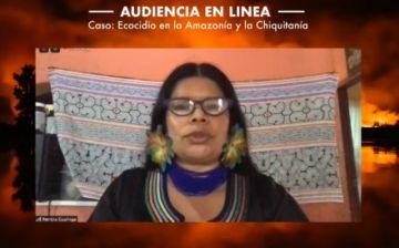 Gobiernos de Morales y Áñez son responsables de ecocidio, determina Tribunal Internacional