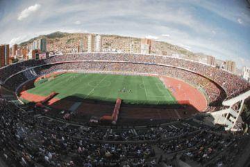 La selección boliviana no se mueve del Hernando Siles