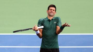 """Djokovic expresa """"molestia"""" de los tenistas por el retiro del boliviano Dellien de Cincinnati"""