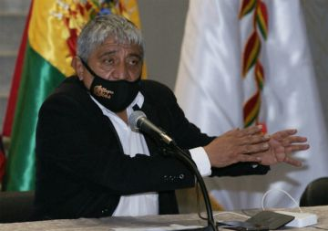 El ministro Iván Arias vence al coronavirus