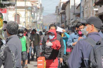 Sucre: Mayores de 12 años podrán salir tres días a la semana