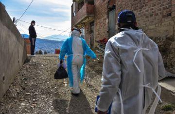 """Bolivia cumple cinco meses de cuarentena; Salud cree que el país entra a la """"meseta"""" de contagios"""