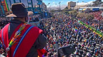 Esta semana se manifestarán los contagios de coronavirus por las protestas sociales