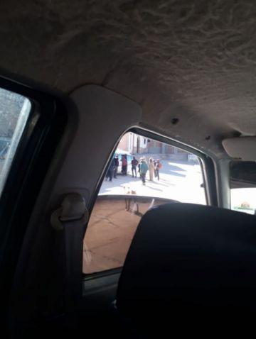 Campesinos linchan a un joven por robar una frazada en Ravelo