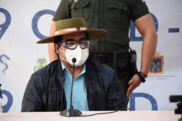 Asambleísta advierte sobre ilegalidad en gestión del gobernador Balderas