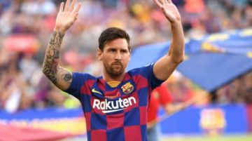 En Argentina culpan a Koeman por el portazo de Messi al Barcelona