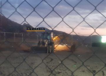 Oruro: Exhuman de fosa común los cuerpos de 30 fallecidos por covid-19
