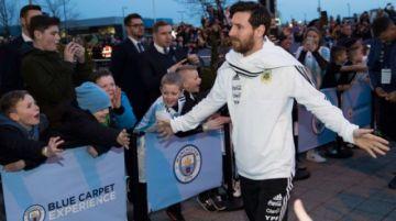 El Manchester City acelera en la carrera por Leo Messi