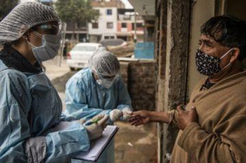 """Vizcarra dice que Perú está en la """"etapa final"""" de la pandemia de covid-19"""