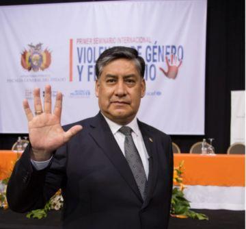 Juez desestima demanda contra Lanchipa tras acción de libertad