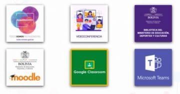 El Gobierno presenta plataformas digitales para las clases virtuales