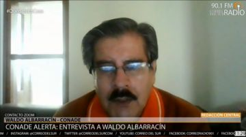 "Albarracín advierte ""estrategia de protección"" fiscal a correligionarios"