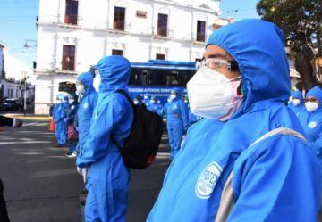 Chuquisaca: Gobernación decreta postconfinamiento y deja regulación en manos de las alcaldías